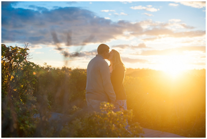 reid state park, engagement session, linda barry photography