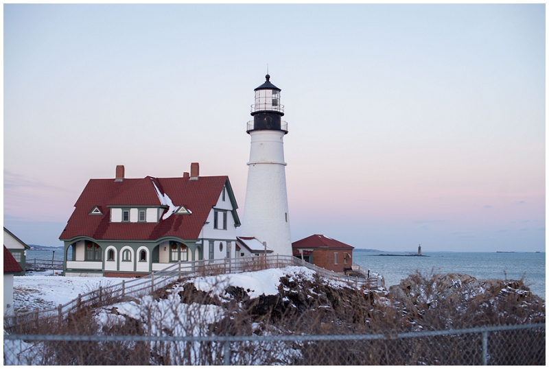 fort williams photography by Linda Barry Photography