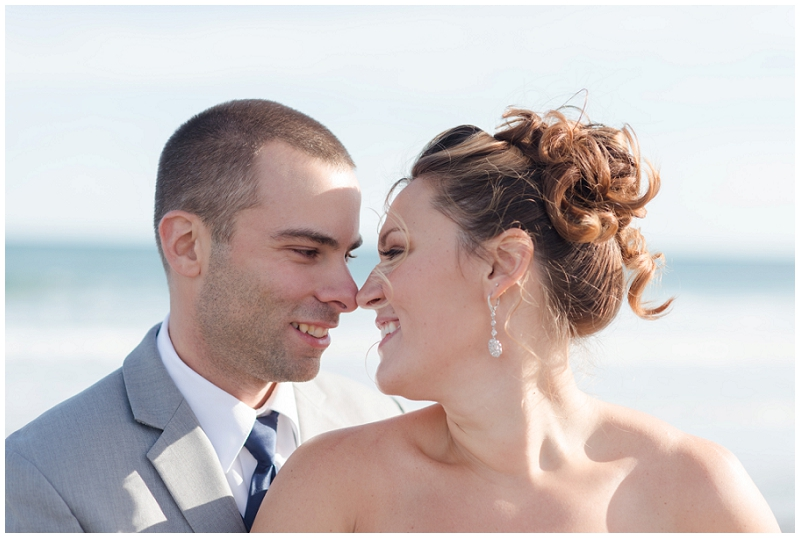 Melanie and Mike were married at Clay Hill Farm in Cape Neddick Maine. Click here to see more beautiful photos by Linda Barry Photography of their burgandy and navy wedding day! Bride and groom photos in York Harbor.