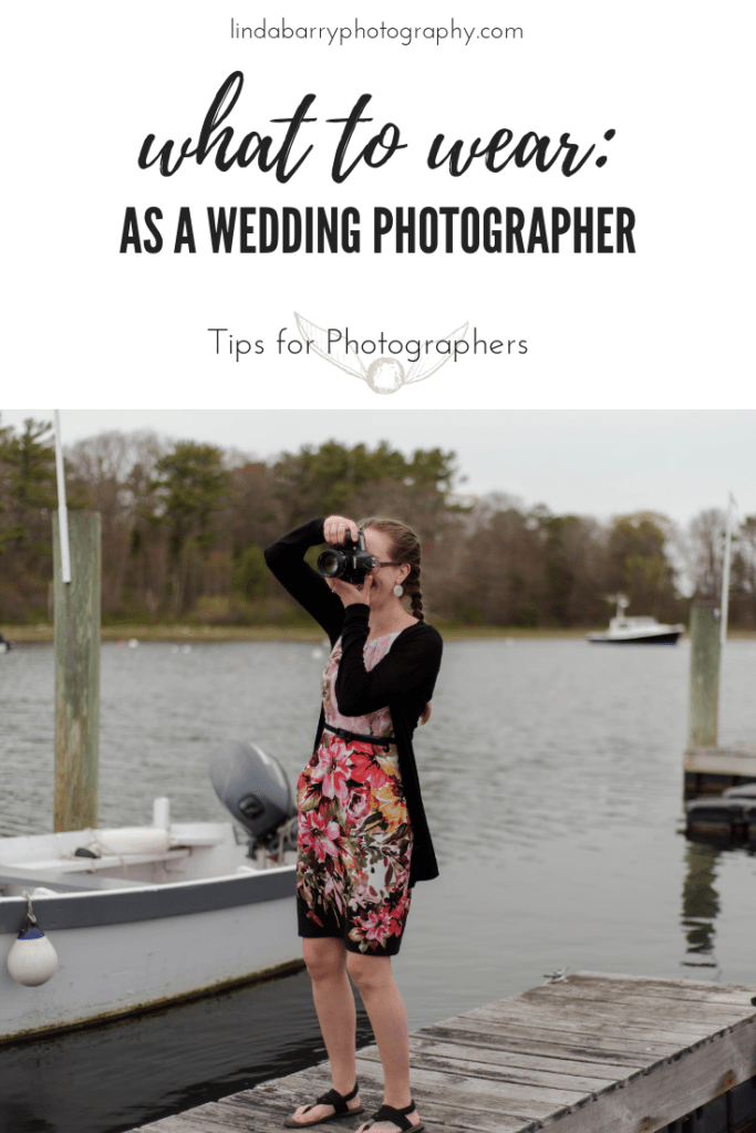 I've rounded up my best tips (with examples!) for what to wear while photographing a wedding!