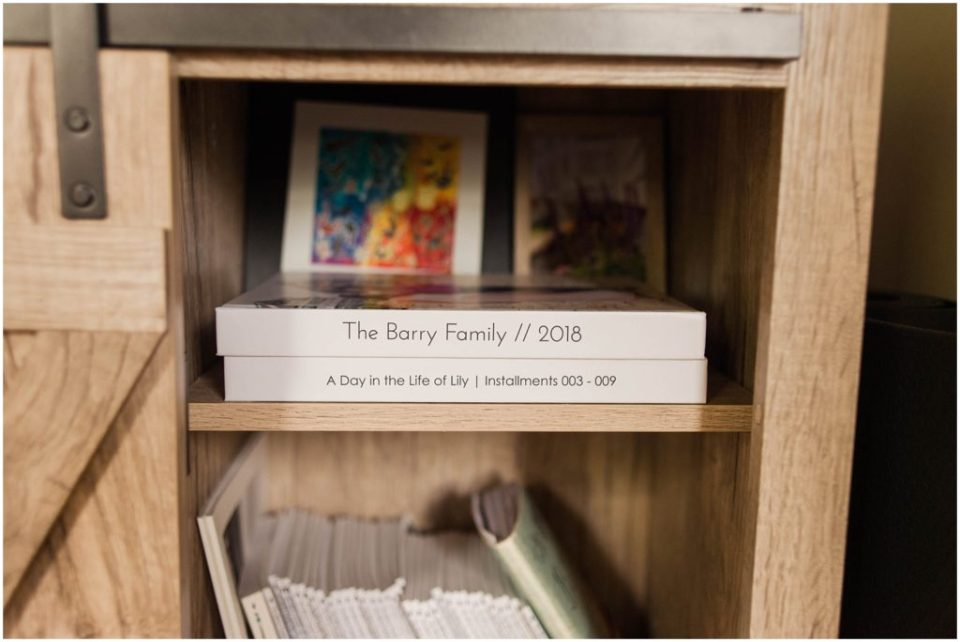 our two family albums by blurb photo books!