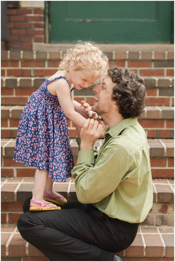 Love these photos of Lily and Steven during our annual family photos.