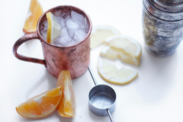 Moscow Mule Kokteill