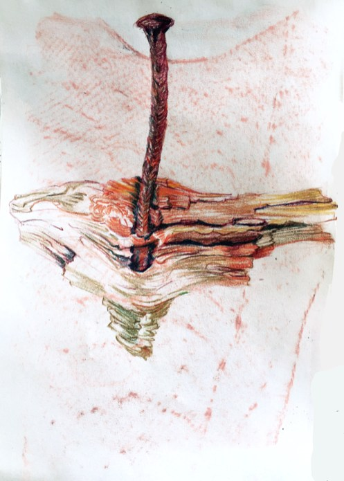 Masthead drawing