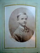 Harry Cairnes ( Henry Moore born 1871) aged about 9 ( my grandfather )