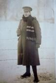 Alan Bellingham Cairnes Salisbury Plain 1917