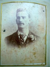 George Alexander Cairnes. !890's WBC's 3rd son. Boer War. Light Horse Reg. Did not appear in WW1 records
