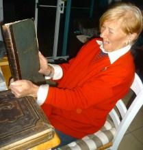 Marg Woodlock Mclean with Theresa Holmes Album