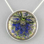 Indian-Memories-Blue-Paisley-Pendant