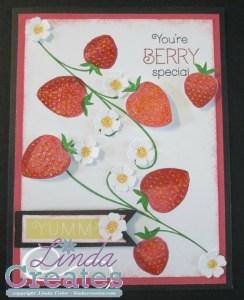 Taste of Summer Card 3 Close To My Heart Linda Creates ~ Linda Caler www.lindacreates.com www.lindacreates.ctmh.com