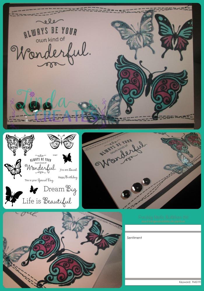 Wonderful Collage Linda Creates ~ Linda Caler