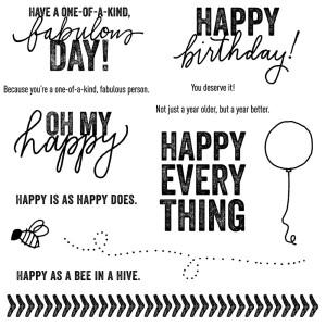 D1563 Happy Everything  www.lindacreates.com