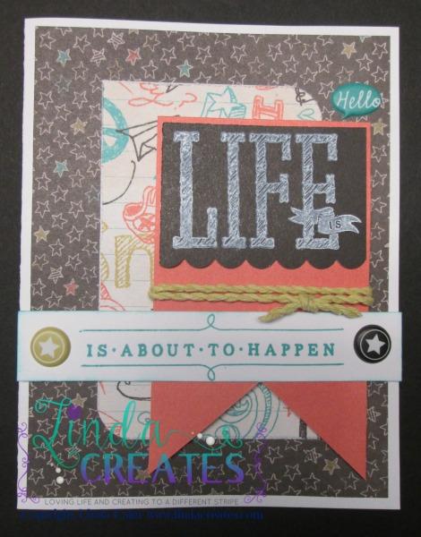 Life Card wm