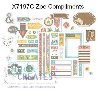 Zoe Compliments X7191C WM
