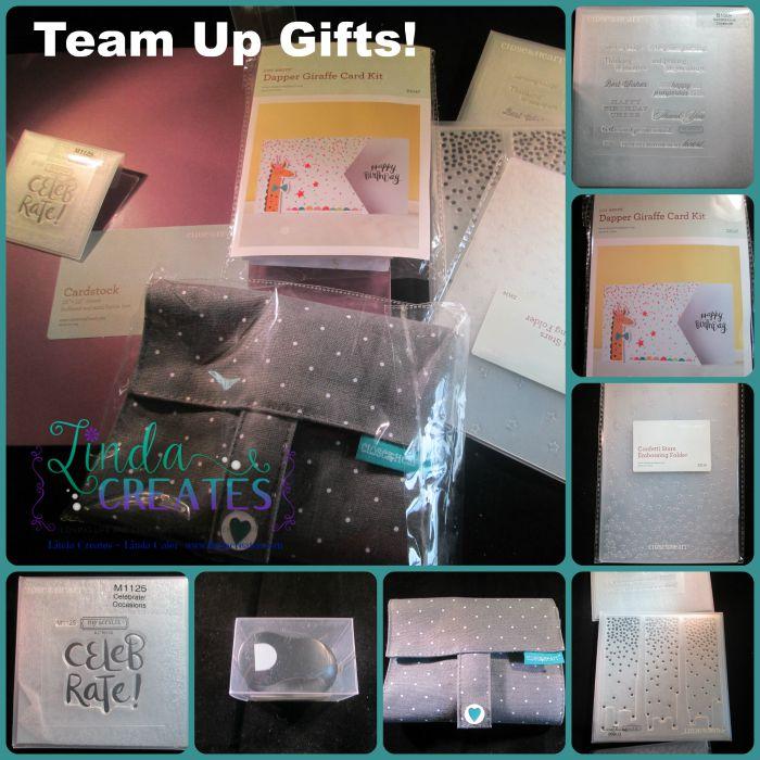 Team Up Gifts Collage wm
