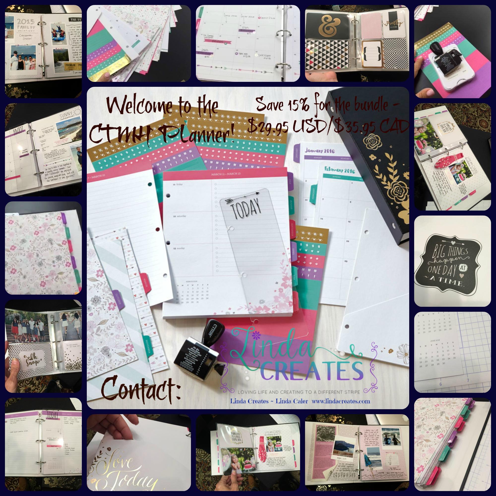 Linda CTMH Planner wm Collage