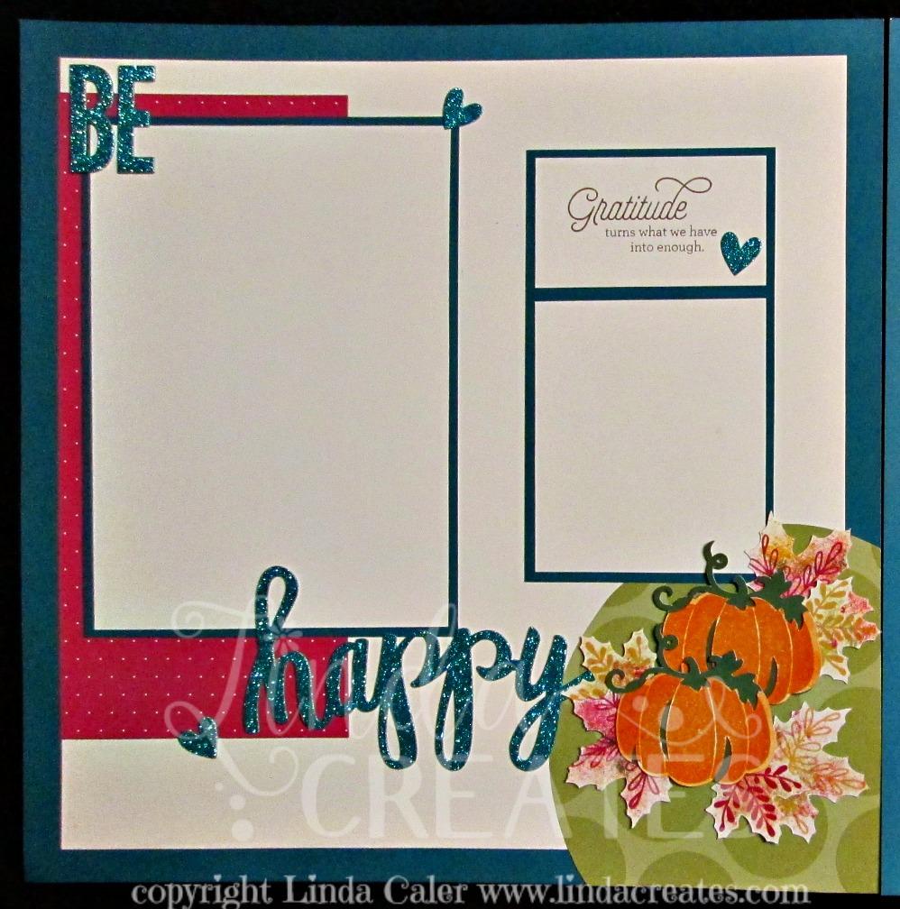 Be Happy Left Page wm