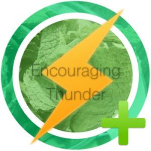 Encouraging Thunder Award