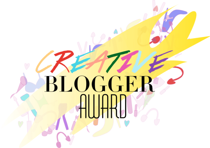 Crative Blogger Award
