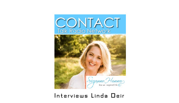 Live an Inspired Life by Suzanne Hanna show