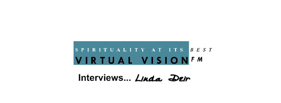 Virtual Vision FM show interviews Linda Deir