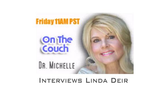 L.A. Talk Radio - Dr. Michelle interviews Linda Deir