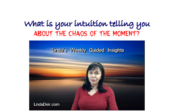 Intuition Has A Shelf Life – Use It Or Lose It, by Linda Deir