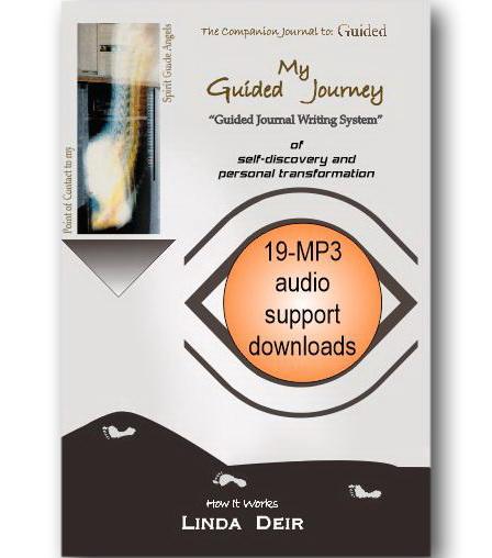 My Guided Journey, audio tracks