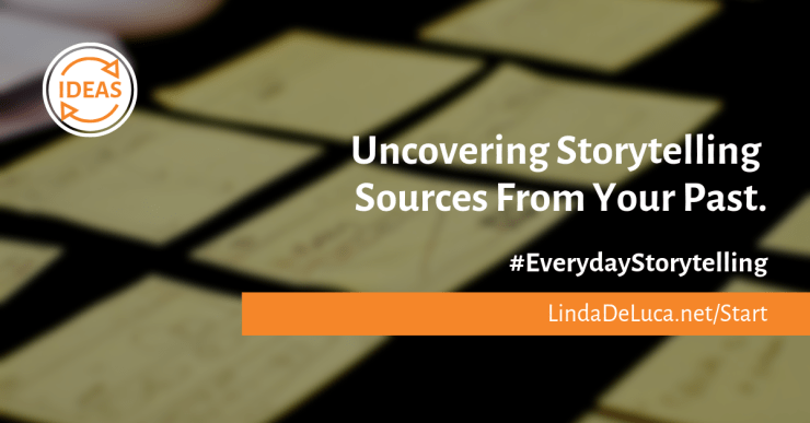 lindadeluca.net uncovering everyday stortelling for success