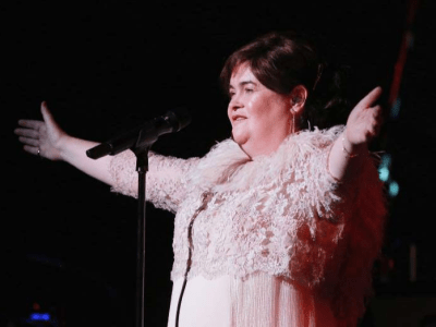 Susan Boyle confirms album a decade after wowing Britain's Got Talent judges