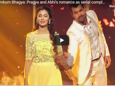 Kumkum Bhagya: Pragya and Abhi's romance as serial completes 1000 episode
