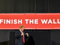 Trump returns to campaign form with El Paso rally promoting border wall
