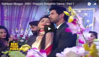 Lindagist: Kumkum Bhagya: Pragya comes close to Abhi during dance