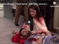 Kumkum Bhagya - Abhi gets shot by terrorist - Episode 732