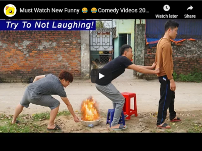 Must Watch New Funny 😂 😂Comedy Videos 2019 - Episode 5