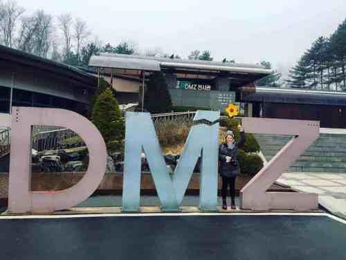 DMZ Korea | Linda Goes East
