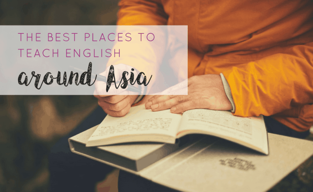 best-places-to-teach-english-in-asia