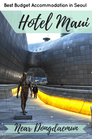 Best Budget Accommodation in Seoul