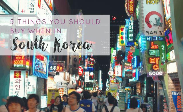 5-things-you-should-buy-when-in-south-korea