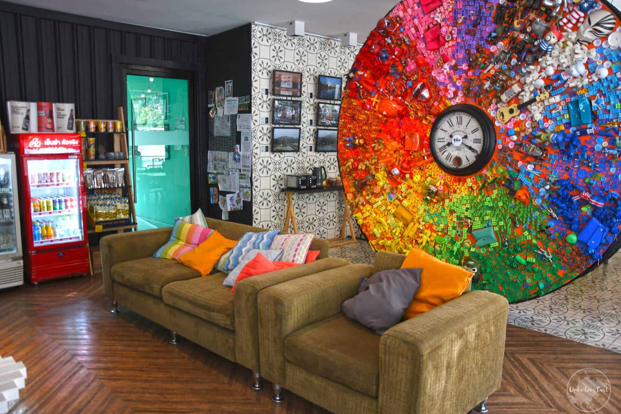 Yim Huai Khwang Hostel - Best Budget Hostel Bangkok