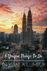 6 Unique Things To Do In Kuala Lumpur