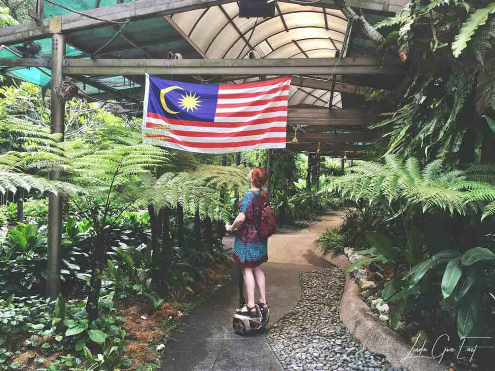 Segway Tour in Kuala Lumpur