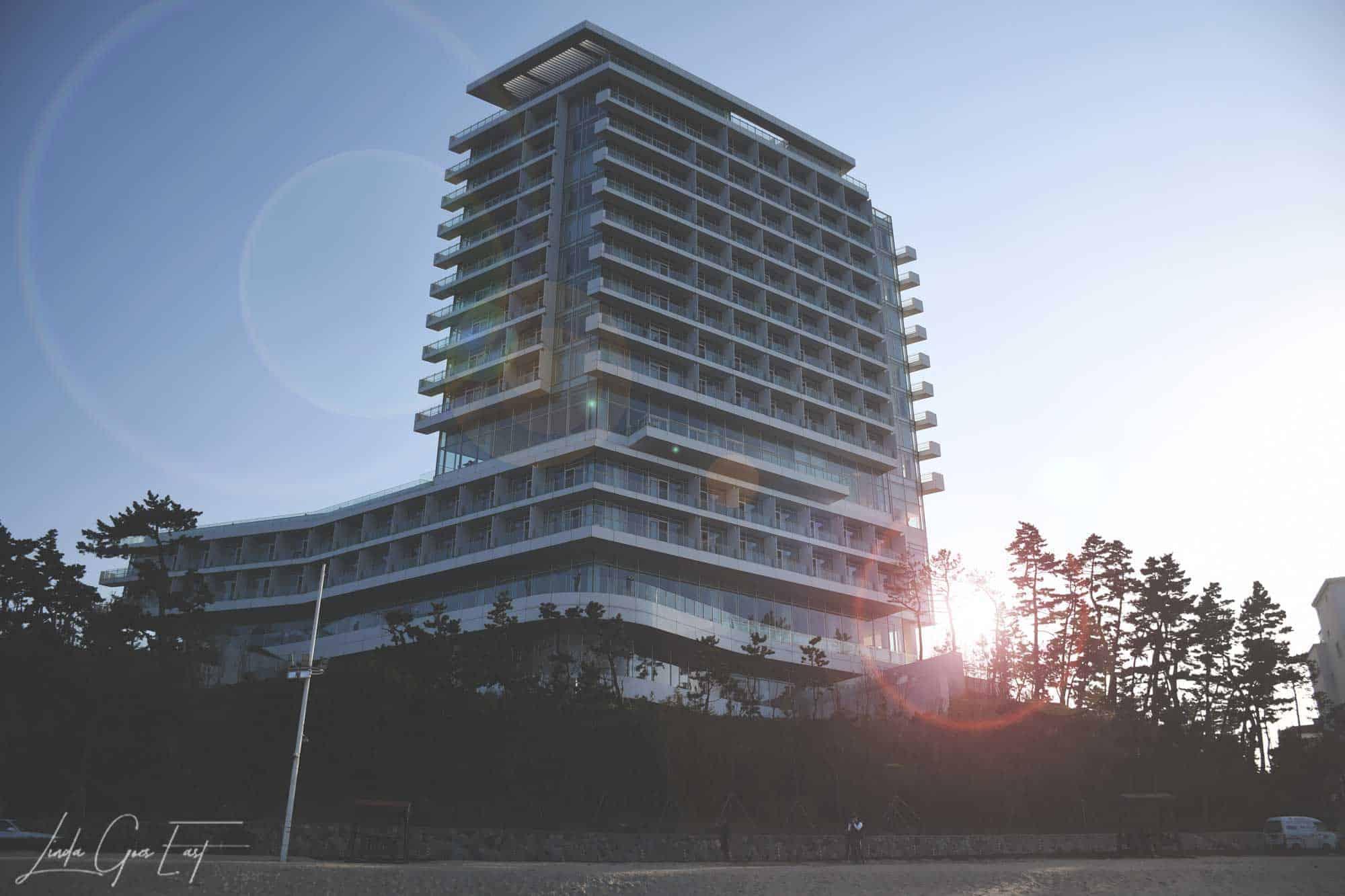 The Best Beach Hotel in South Korea Seamarq Gangneung