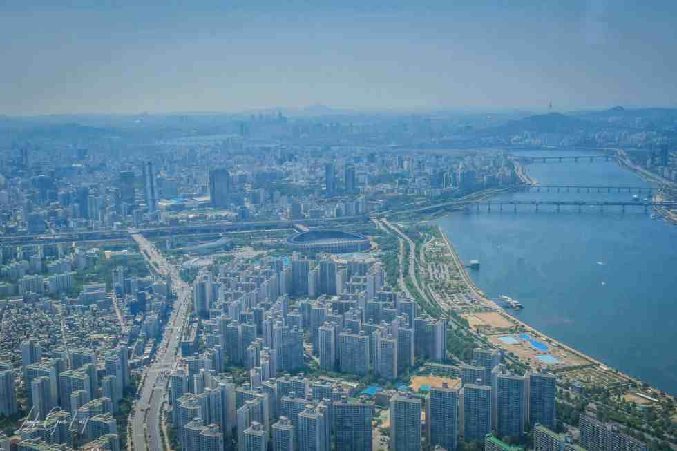 Seoul Sky - Seoul's Highest Observation Deck