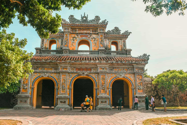 Imperial City Hue, Vietnam
