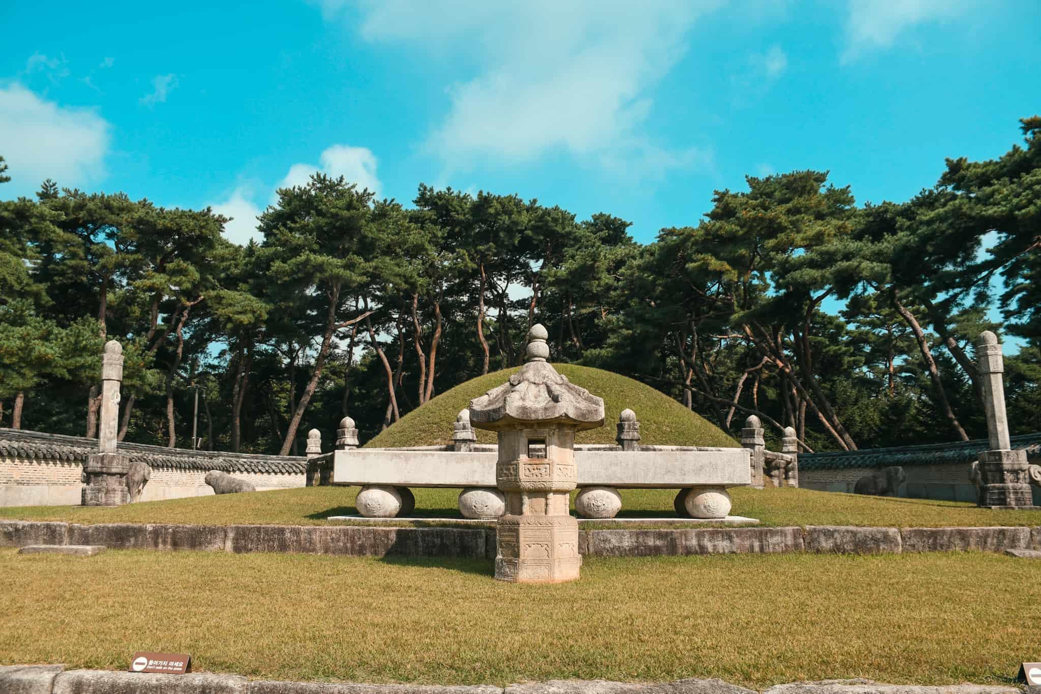 Yeoju Joseon Tombs