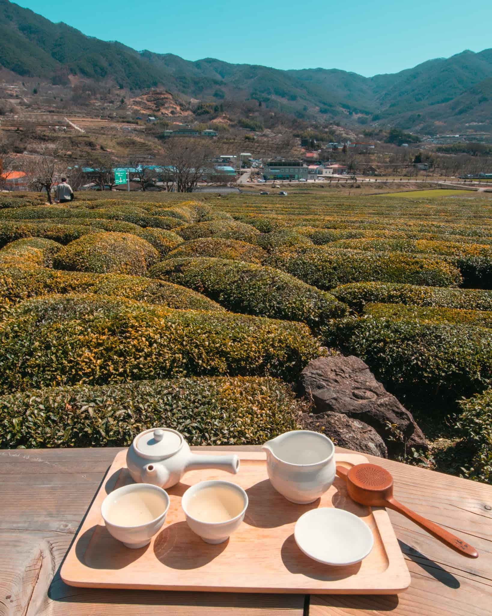 Hadong Teahouse