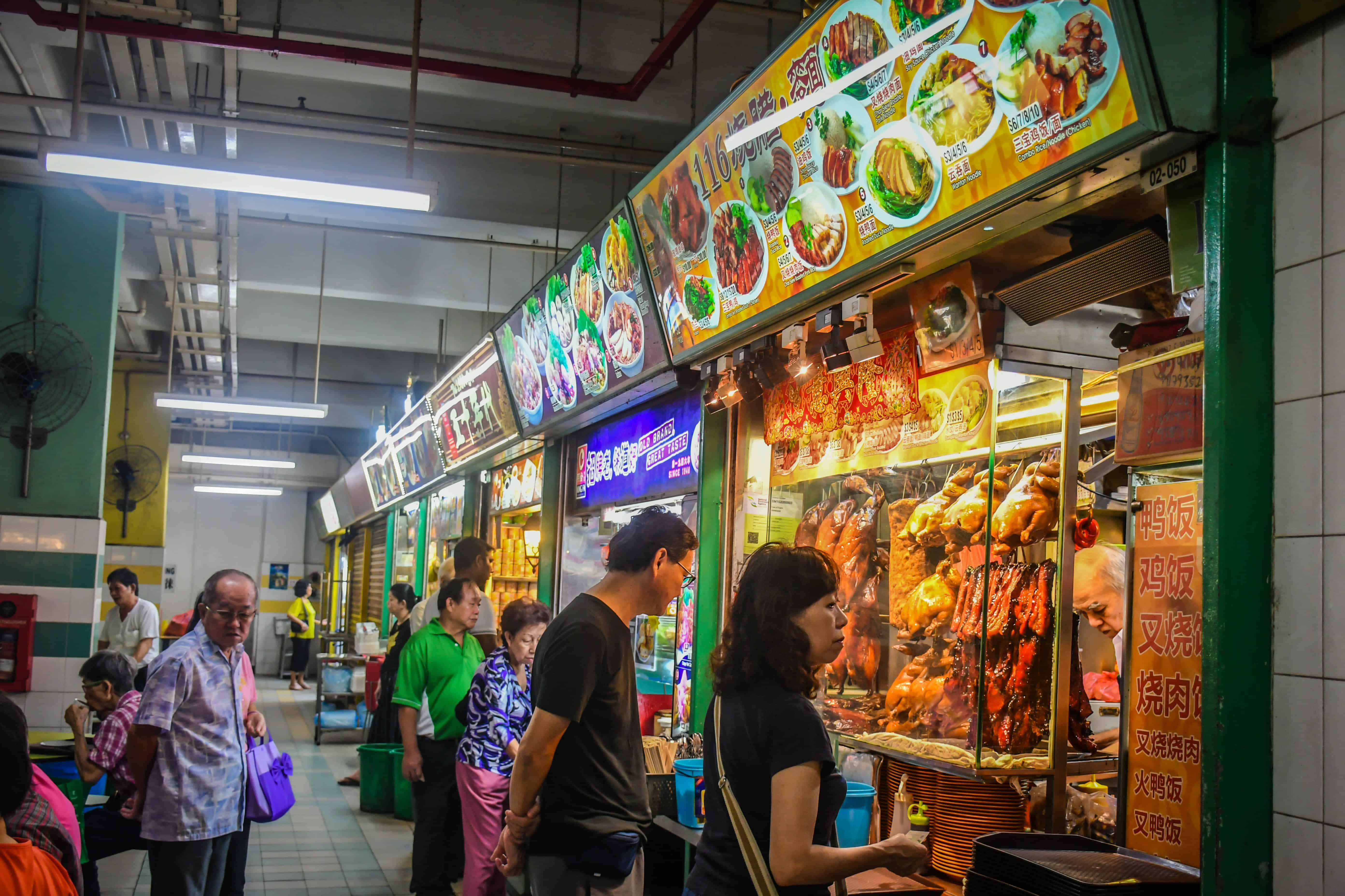 Free Walking Tour in Chinatown Singapore with Monster Day Tours