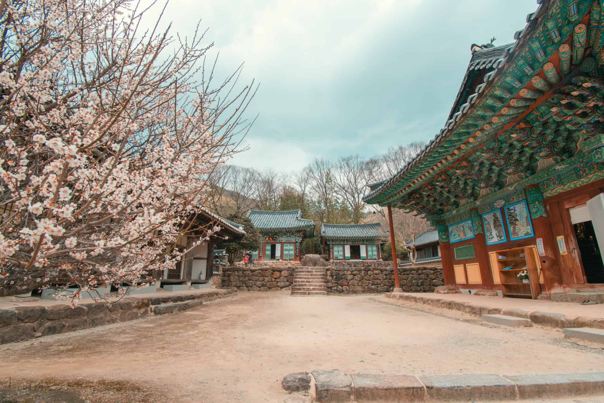 Cheoneunsa Temple Jirisan