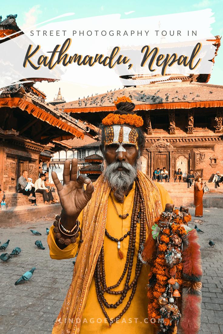 Nepal Street Photography Tour in Kathmandu